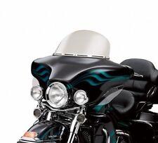 "Harley Davidson 10"" clear windshield Street Glide/Electra Glide/Ultra 1996-2013"