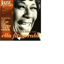Ella Fitzgerald - Sing Me A Swing Song (Jazz Greats) Over 20 Great Tracks RAR!