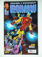 1x Marvel Comic: Ironman - Band 7 | sehr gut