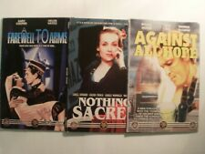 3 Classic DVD: AGAINT ALL HOPE + NOTHING SACRED + Sealed New FAREWELL TO ARMS