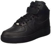 Nike Air Force 1 High '07 Black /Black (315121 032)