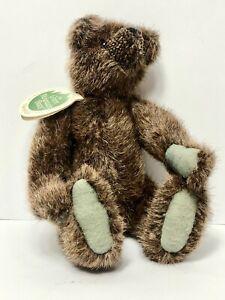 Vintage Mary Meyer 1993 Bears Jointed Mansfield Bear Plush By Carol Carini