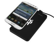 Kabelloses Wireless Qi Ladegerät Slim Ladestation Schwarz für CAT Catphone S50