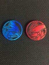 Pokemon Battle Arena Deck: Black Kyurem & White Kyurem Collector COINS - NEW