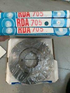 BRAKE ROTORS TOYOTA CORONA RT142 11/1984 - 4/1987  BRAND NEW