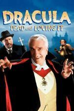 Dracula Dead and Loving It Leslie Nielsen Mel Brooks DVD Region 4