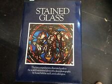 Stained Glass, Halliday & Lushington HC 1976, First Edition, GC