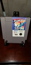 Superman Nes game Authentic Original Nintendo *Cleaned, Tested, Working*