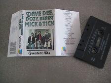 k7 audio dave dee dozy beaky mick & tich greatest hits