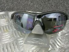 Uvex Sportstyle115 Sunglasses motorcycle cycling Matt black frame silver lens