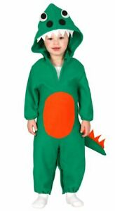 Toddlers Infants Baby Dinosaur Fancy Dress Costume T-Rex Jurassic Kids Outfit