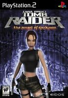Lara Croft Tomb Raider: The  Angel Of Darkness - (Teen) - Sony Playstation 2 PS2
