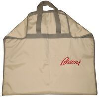 NEW BRIONI SUIT GARMENT BAG MADE IN ITALY - PERFECT FOR AIR TRAVEL