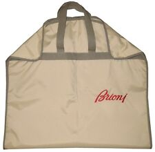 BRIONI HIGH QUALITY WATER RESISTANT TRAVEL CLOSET GARMENT SUIT BAG MADE IN ITALY