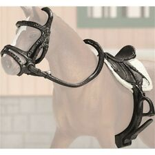 Schleich Show Jumping Saddle & Bridle - + World Of Nature Farm Horse Accessory