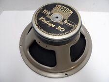 "Celestion Vintage 30 12"" Speaker English UK 444 Cone Guitar Loudspeaker 8 OHM 2"