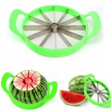 Fruit Cutter Watermelon Cantaloupe Melon Slicer Stainless Steel Kitche
