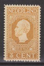 NVPH Netherlands Nederland 91 MLH ongebruikt Jubilleumzegels 1913 Pays Bas