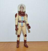 "STAR WARS CLONE WARS Obi-Wan Kenobi In Space Suit Action Figure 3.75"" 2009"