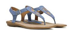 NEW BORN B.O.C LARISSA BLUE SANDALS WOMENS 6 Z40404 FREE SHIP