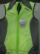 New Specialized Women's Deflect Vest HI VIZ YEL size small