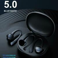 Bluetooth Headset Wireless-Sport Kopfhörer TWS Bluetooth Haken Ohr H5M8