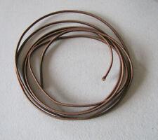 Brown Cloth Wire Rockola Wurlitzer Seeburg Jukebox 2 Conductor 18 Gauge 9 Feet