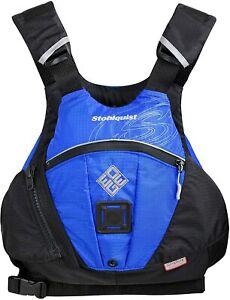 Stohlquist Edge Life Jacket Type III PFD  -Blue Adult L/XL