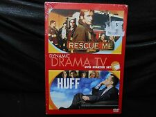 Dynamic Drama TV Starter - Rescue Me & Huff (DVD, Widescreen, 2004) 2-Disc Set