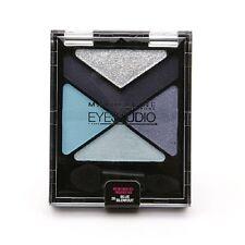 Maybelline Eye Studio Color Explosion Luminizing Eyeshadow - 20 Blue Blowout