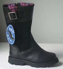 Toddler Girl's Asphalt Trail Maplebrook Tall Boots   Black  Style:5980R  Size: 6