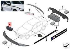 Genuine BMW F10 F11 Front Radiator Kidney Black M Grille Left OEM 51712165539