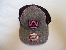 Auburn University Tigers War Eagle UA Women's one size Gray Pink Hat Cap Zephyr