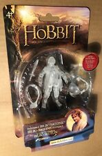 The Hobbit INVISIBLE BILBO BAGGINS The Unexpected Journey RARE Figure Sealed