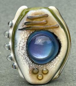 Handmade Lampwork Focal Bead ~ Oasis ~ By Soul Of Glass SRA