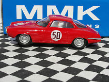 MMK Alfa Romeo Sprint Speciale Rojo #50 exclusivo theslotoutlet le 1:32 Ranura
