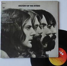 "Vinyle 33T The Birds  ""History of the Byrds"""
