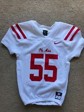Ole Miss Rebels Nike Football Jersey - Boy's Medium - New With Tags