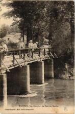 CPA Vignory Le Pont du Moulin (616794)