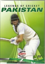 LEGENDS OF CRICKET PAKISTAN DVD - WASIM AKRAM, IAN BOTHAM & MORE