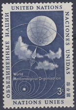 United Nations,1957 Weather Balloon, Sc49 MNH  - US Seller