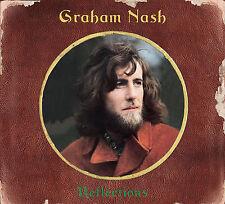 Reflections by Graham Nash (CD, Feb-2009, 3 Discs, Atlantic)