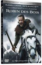 DVD *** ROBIN DES BOIS  ***  film de Ridley Scott avec Russel Crowe ( neuf )