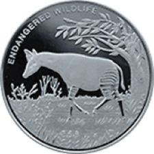 Congo - 10 Franc Okapi