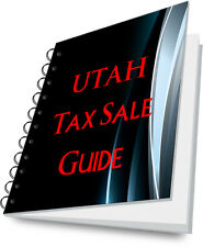 UTAH Tax Deed State Guide For Real Estate Investing!
