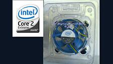 Original Intel Core 2 Extreme Heatsink Cooling Fan for LGA775 Quad Core CPU New