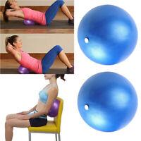 2pcs donne allenamento fitness piccola palla yoga palestra per il muscolo