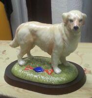 Royal Doulton GUN DOGS GOLDEN RETRIEVER BOXED figurine FREE P&P
