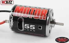 540 Crawler Brushed Motor by RC4WD 55T Z-E0003 Bullet Connectors TF2 G2 SCX10 RC