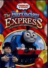 BRAND NEW DVD // THOMAS AND FRIENDS // THE BIRTHDAY EXPRESS // 50 min